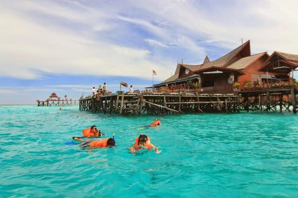 Pulau Dermawan 7 Surga Tersembunyi di Indonesia