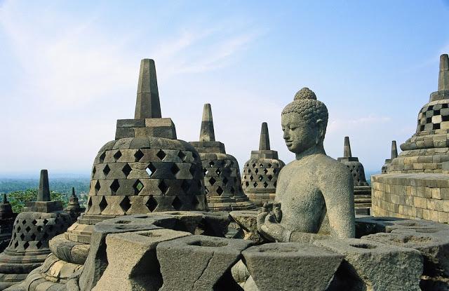 Misteri Candi Borobudur