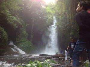 Air Terjun Telunjuk Raung, Surga Kecil di Kaki Gunung Raung