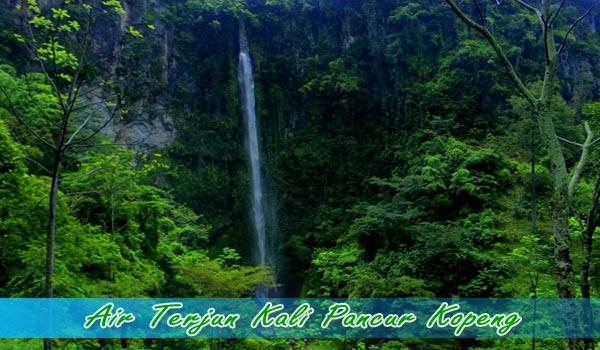 Kali Pancur wisata air terjun di Semarang